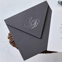 Sade Düğün Davetiyesi EB1116